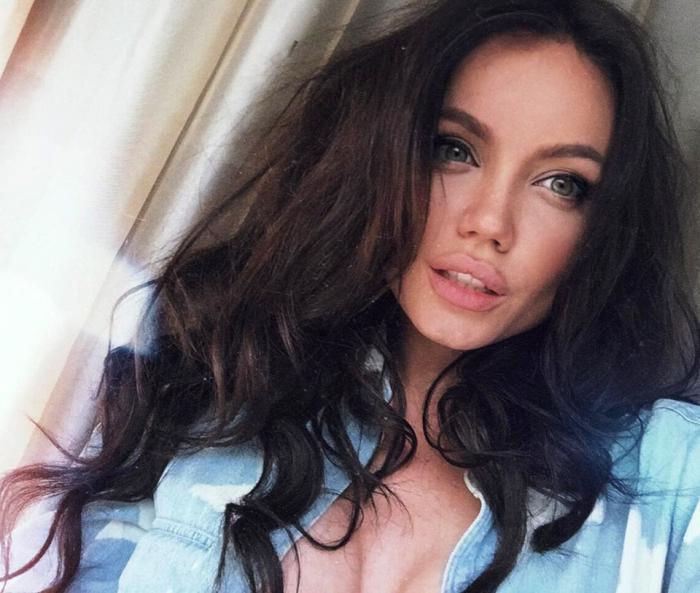 Девушка похудела, чтобы стать похожей на Анджелину Джоли