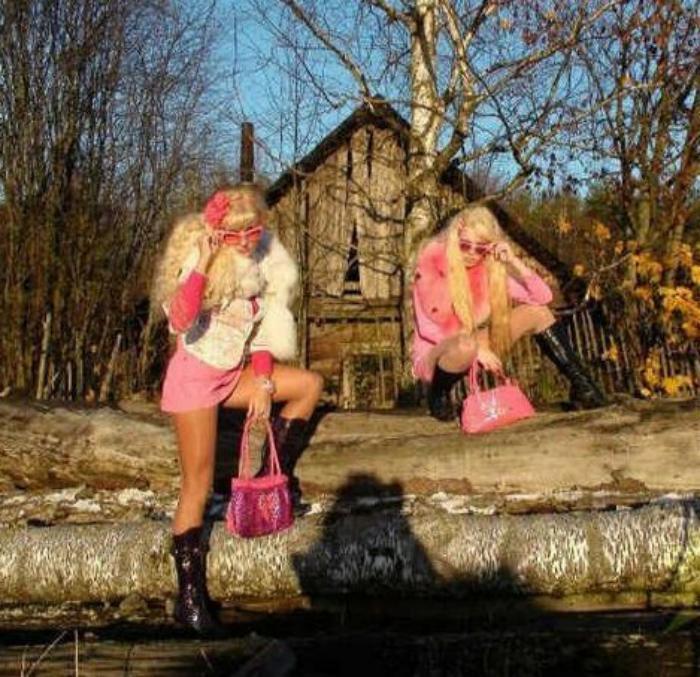 Сельский fashion: деревенские девушки и их мода