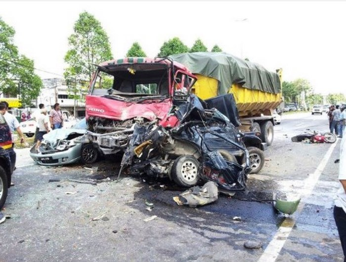 В Таиланде принято такое наказание для пьяных водителей, что их количество точно уменьшится