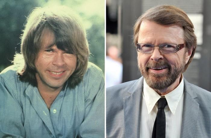 Песни группы ABBA знают все. Посмотрите, как выглядят музыканты коллектива сегодня