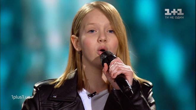 Дочь Жени Кошевого Варя плакала на сцене «Голоса. Дети», а сам артист тронул всех трепетным отношением к девочке