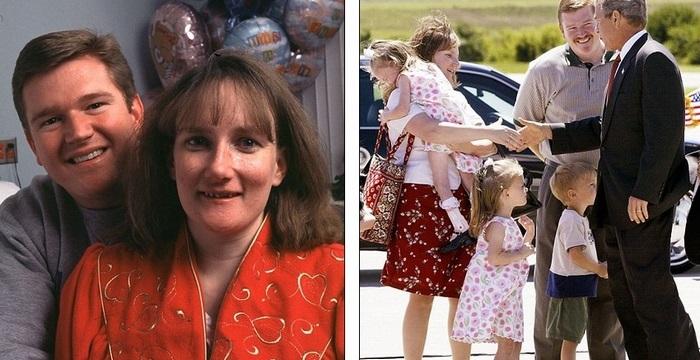В 1997 году она родила семерых детей - и их бросил муж. Вот как они выглядят сегодня