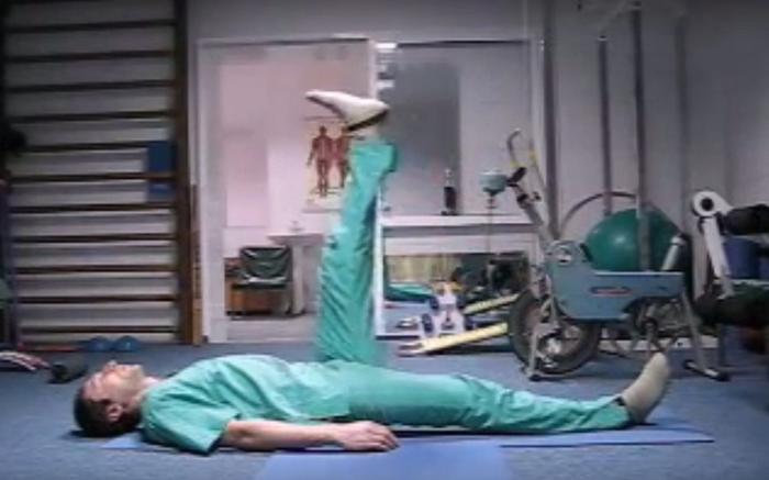 Хирург отговорил меня от операции и посоветовал делать эту зарядку. И помогло!