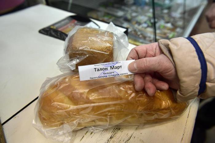 Предприниматель из Владимирской области раздает бедным и пенсионерам бесплатный хлеб