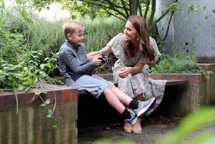 Наряд Кейт Миддлтон, который сразил всех наповал: романтичный образ Герцогини Кембриджской