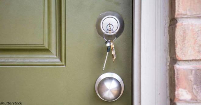 Квартирные воры используют новый хитрый трюк, чтобы выяснить, дома вы или нет
