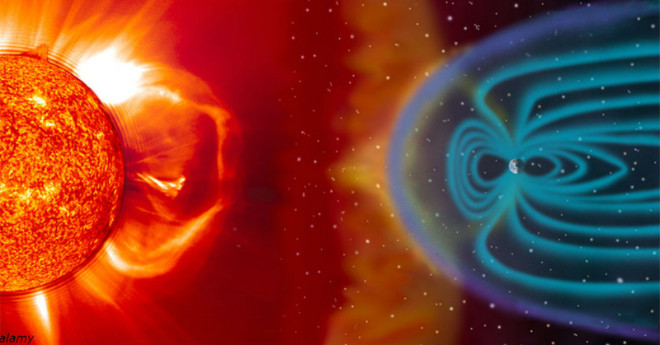 Землю накроет самая сильная магнитная буря за последние 10 лет