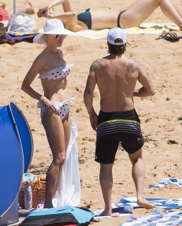 52-летняя Николь Кидман удивила поклонников фигурой на пляже