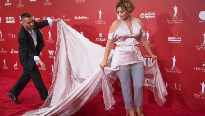 Красоты много не бывает. Это еще раз доказывает Одесский кинофестиваль!