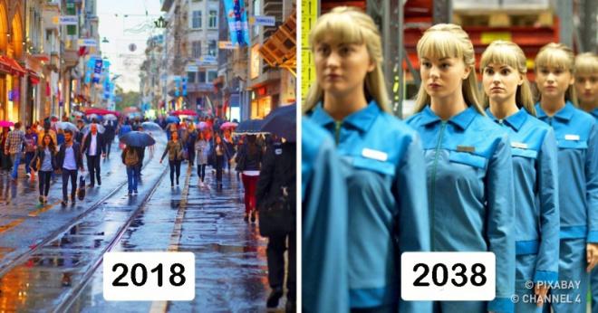 Футуролог рассказал, как измениться мир к 2099 году. Его прогнозы сбываются в 86% случаев!
