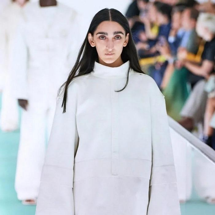 Простая армянка поразила дизайнеров Gucci своей внешностью