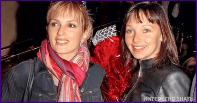 Российские звездные женщины, которые оказываются дружат много лет
