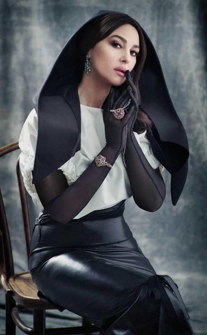 Великолепная Моника Белуччи — редкие фотографии и интересные факты из жизни