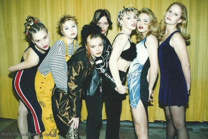 Девчачьи группы 90-х, которые быстро потеряли свою популярность