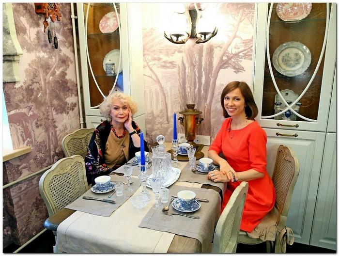 Выбросили хлам, и вместе с ним – уют: как переделали кухню актрисы Светланы Немоляевой