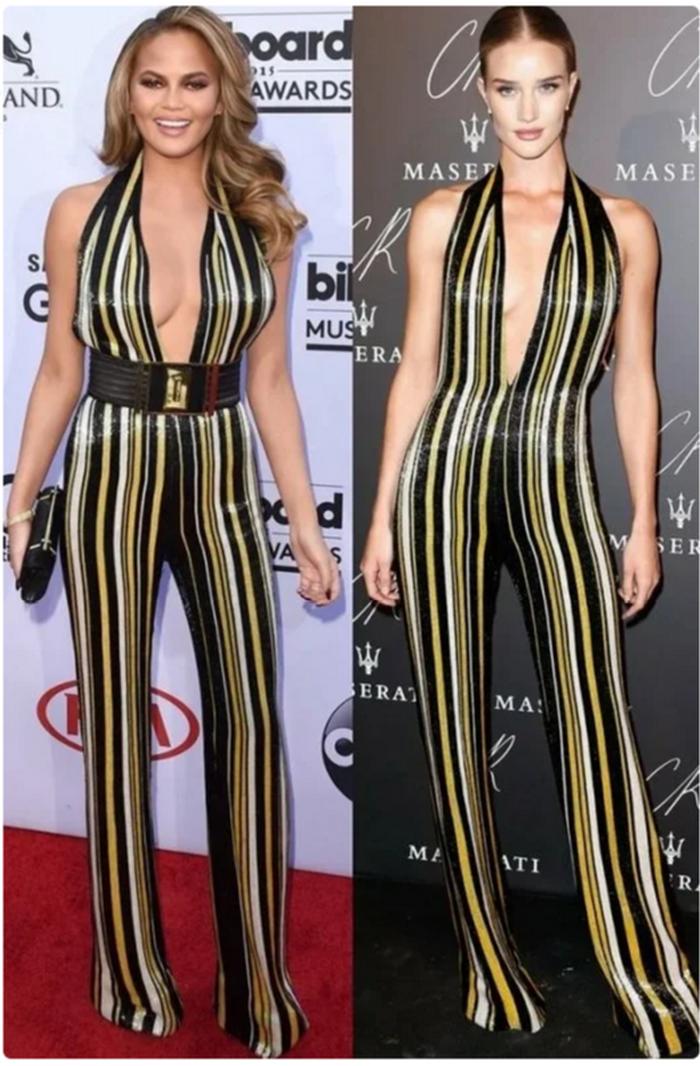 Как выглядят женщины в одной и той же одежде. Разница колоссальная