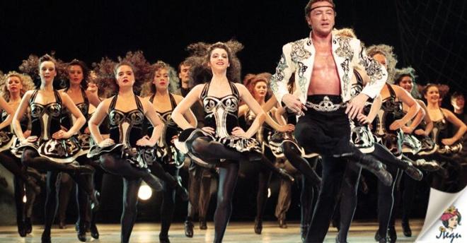 Волшебная Ирландская чечетка: видео прекрасного танцевального шоу