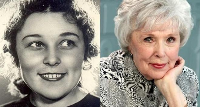 Долгожительницы нашего кино: красавицы-актрисы, которым уже за 90