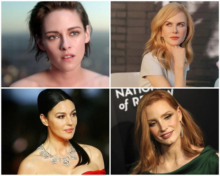 Я, как девушка, не могу понять, почему эти актрисы считаются эталонами красоты