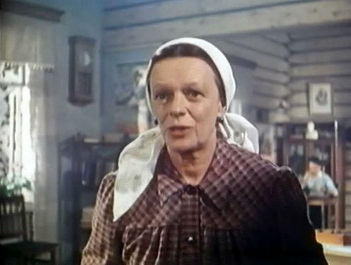 10 интересных фактов об известной советской актрисе Татьяне Пельтцер