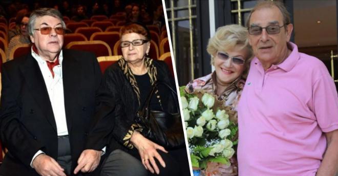 Самые гармоничные актёрские пары, которые всю жизнь прожили в браке