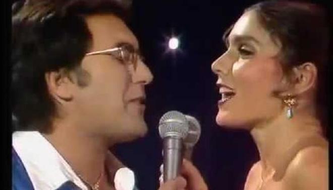 Один из лучших дуэтов во времена «диско» — Аль Бано и Ромина Пауэр «Tu, Soltanto Tu»