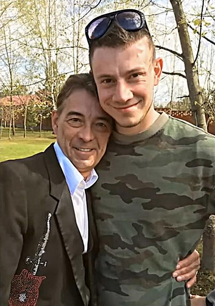 Два отца внука Маргариты Тереховой