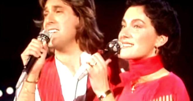 Ricchi e Poveri — «Come vorrei». Легендарная песня романтичных итальянцев!