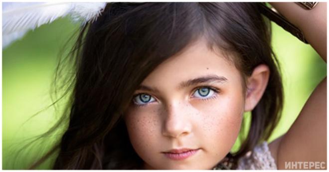 Маленькая французская девочка оказалась в русском детском доме!