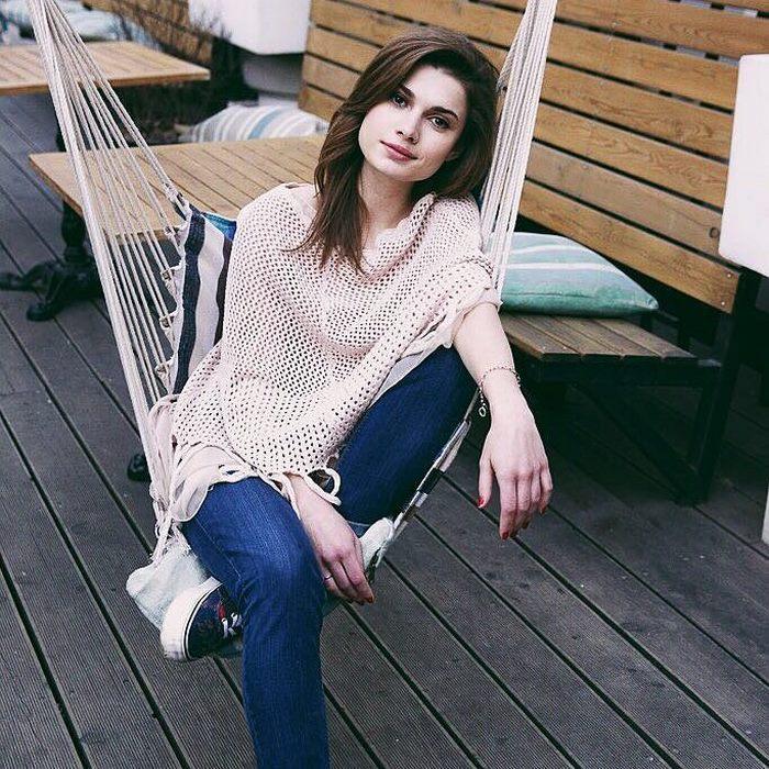 Дочь Николая Фоменко и Марии Голубкиной выросла настоящей красоткой