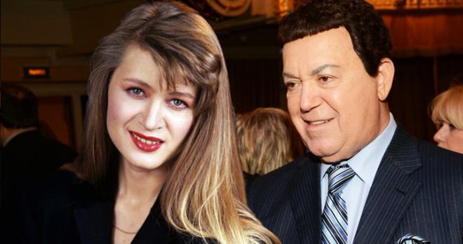 Вика Цыганова рассказала о наглых преследованиях Кобзона, из-за которых она потеряла популярность