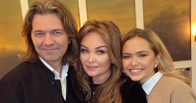 С ума сойти, какой стильный: дочь Маликова впервые появилась на публике с младшим братом Марком