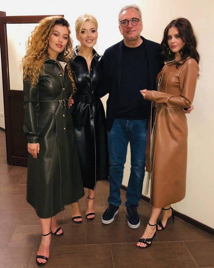 Брежневой все вернулось: новая муза Константина Меладзе