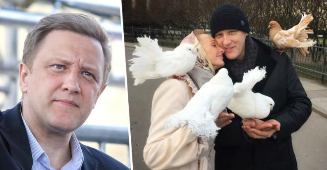 Любимый миллионами актер Сергей Горобченко — многодетный отец и счастливый семьянин