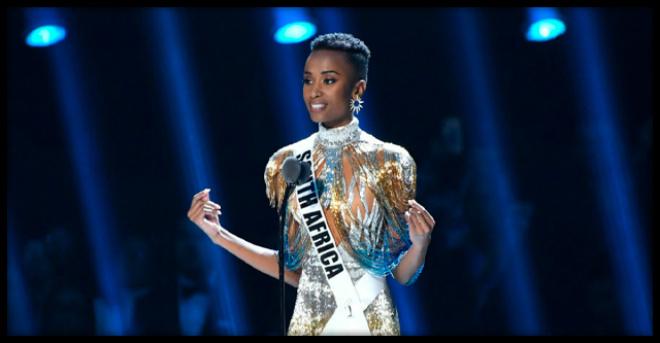 «Мужеподобная и плоская «: россияне раскритиковали победительницу «Мисс Вселенной» из ЮАР