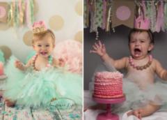 Родители заказали фотосессию для малыша: ожидание и реальность