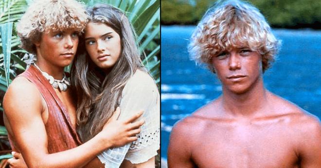 Герой «Голубой лагуны»: как 40 лет спустя выглядит белокурый красавчик