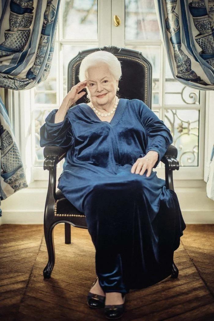 Мелани из «Унесенных ветром» — 103 года. Как самая пожилая актриса в мире выглядит сегодня