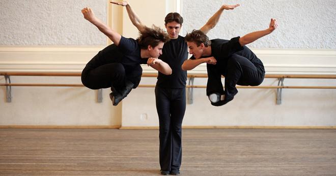 Калмыцкий танец. Очень красивое исполнение