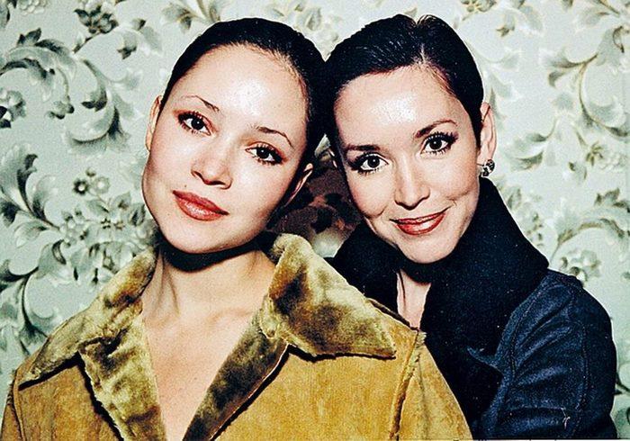Красавицы по наследству: российские актрисы, которые очень похожи на своих известных мам