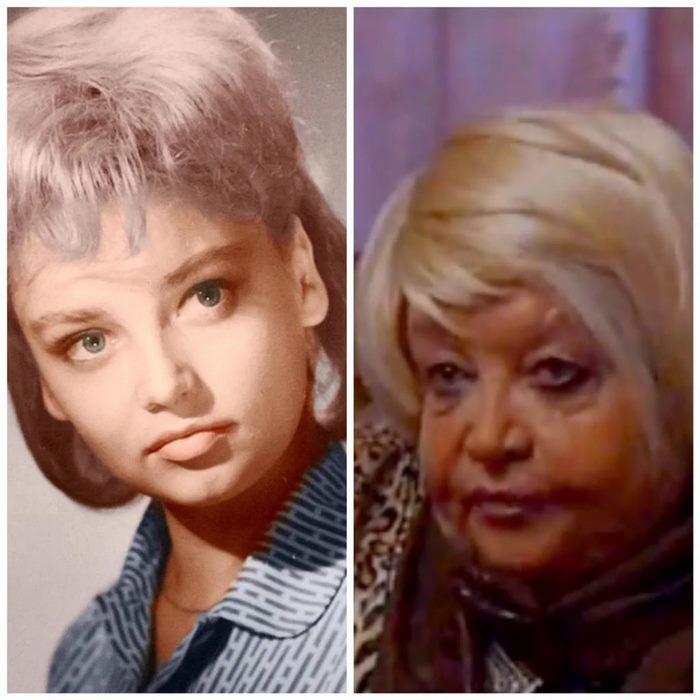 Три советские актрисы с завышенным самомнением