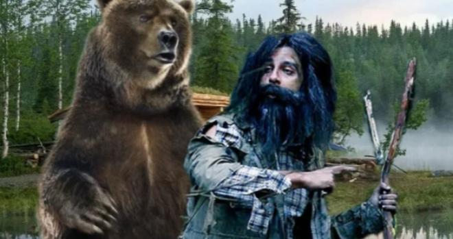 Охотник упал в обморок, когда медведь прошептал «Не стреляй»