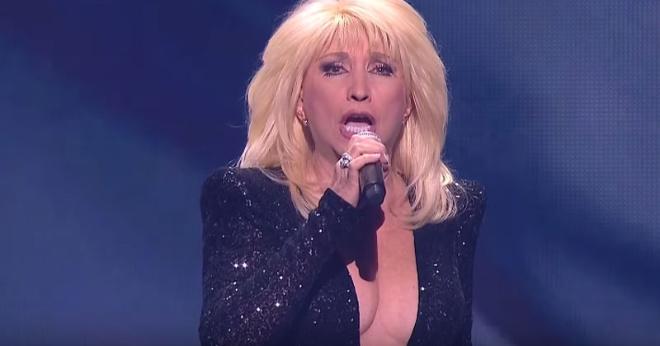 Ирина Аллегрова исполнила песню «Бывшие». Слушатели не смогли сдержать слез